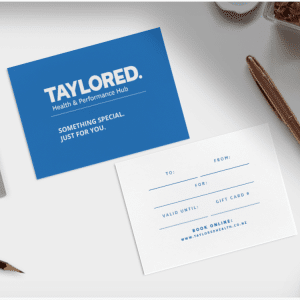 Taylored Gift Card